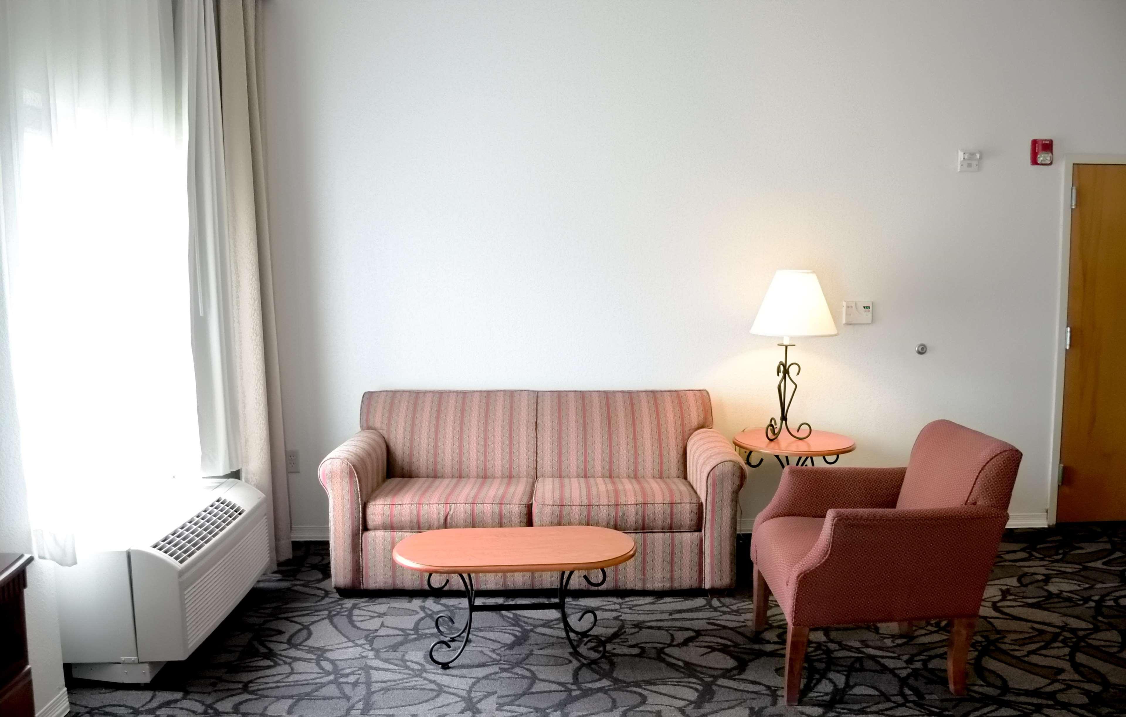 Accessible Studio Living Area