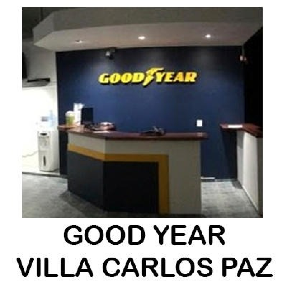 GOOD YEAR VILLA CARLOS PAZ