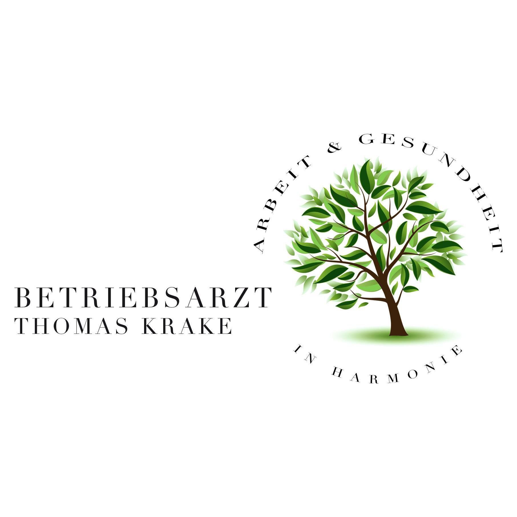 Logo von Arztpraxis-Th. Krake Arbeitsmediziner