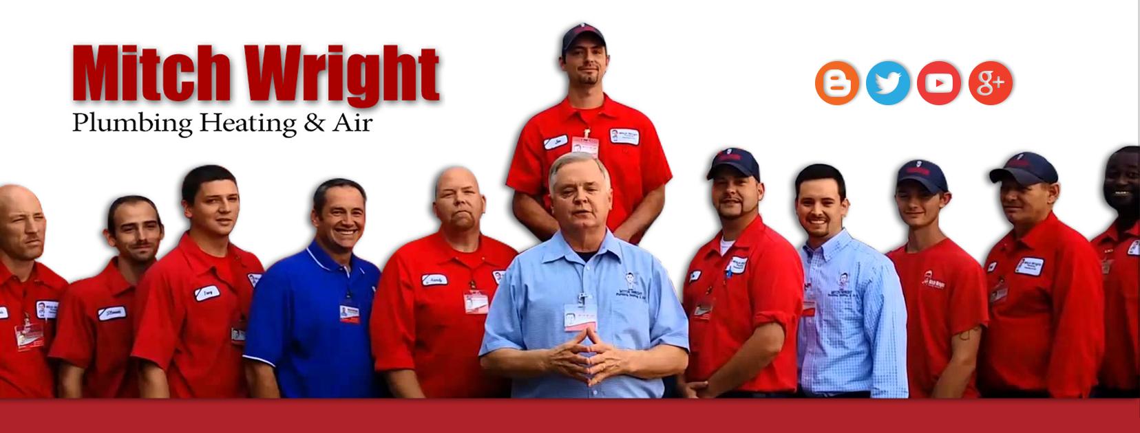 Mitch Wright Plumbing, Heating & Air image 1