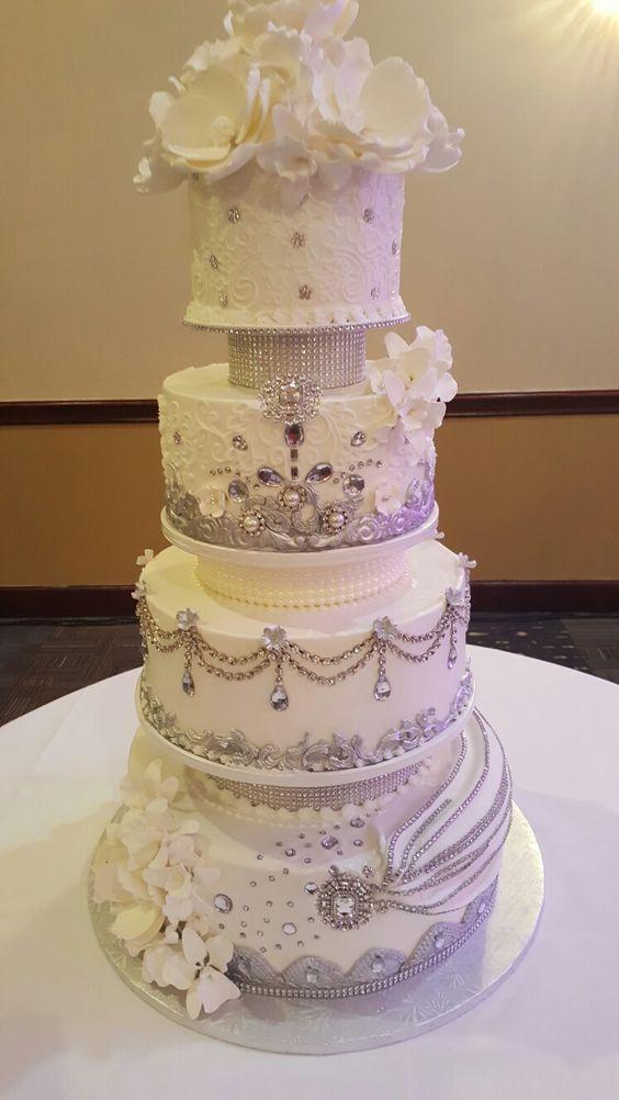 Wedding Cakes by Tammy Allen image 11