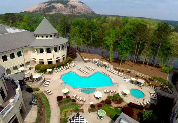 Atlanta Evergreen Marriott Conference Resort image 15