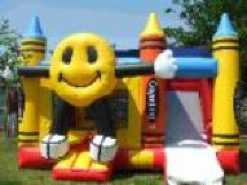 Inflatable Party Magic, LLC Bounce House Rentals image 0
