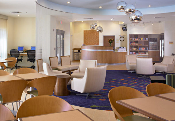 SpringHill Suites by Marriott St. Louis Brentwood image 1