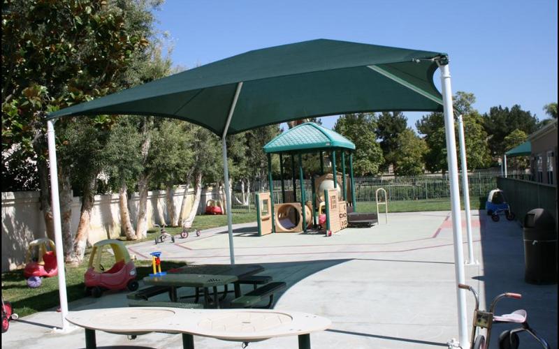 Discovery Preschool Playground