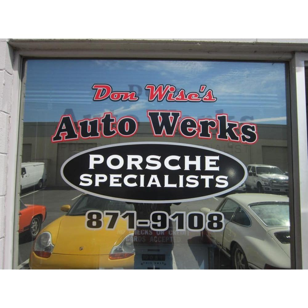 Don Wise Autowerks