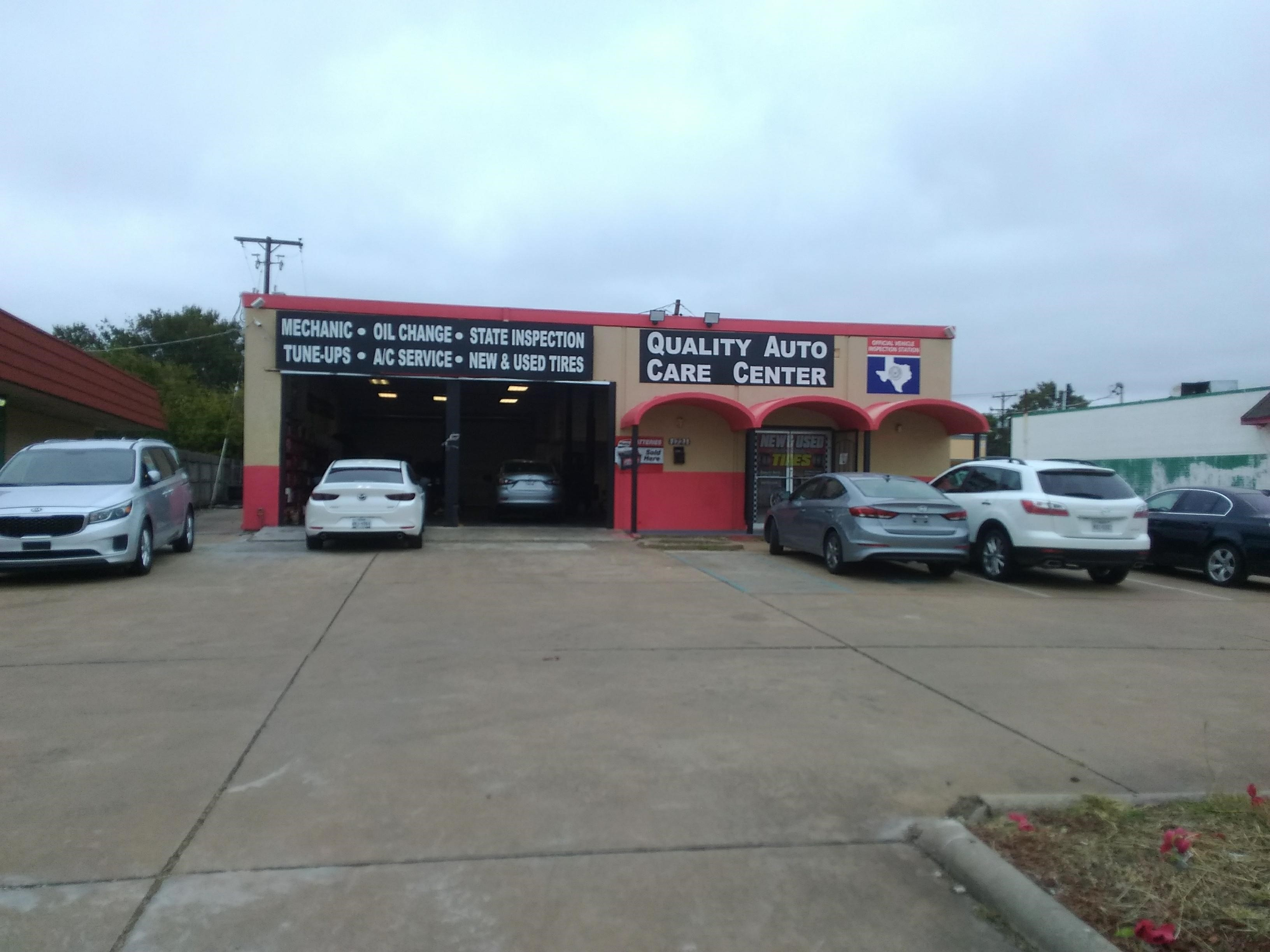Quality Auto Care Center