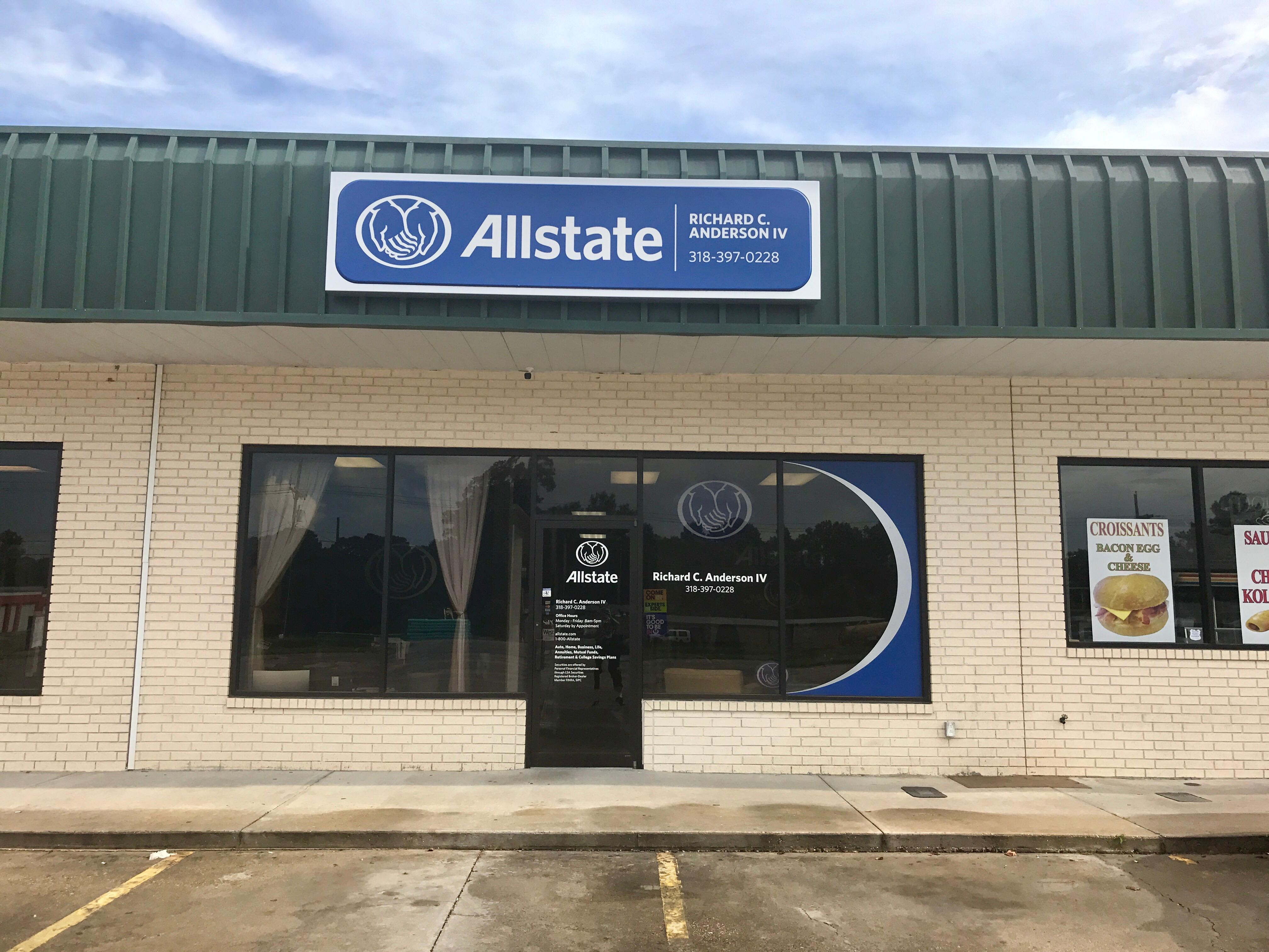 Richard C Anderson IV: Allstate Insurance image 1