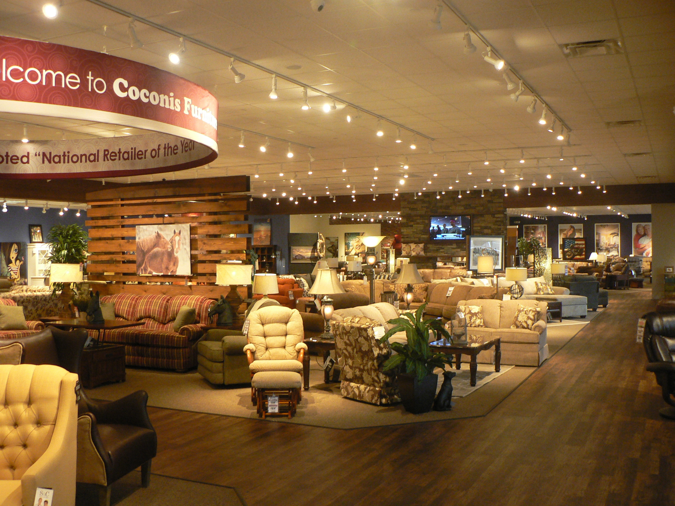 Coconis furniture and mattress 1st in zanesville oh for Furniture zanesville ohio