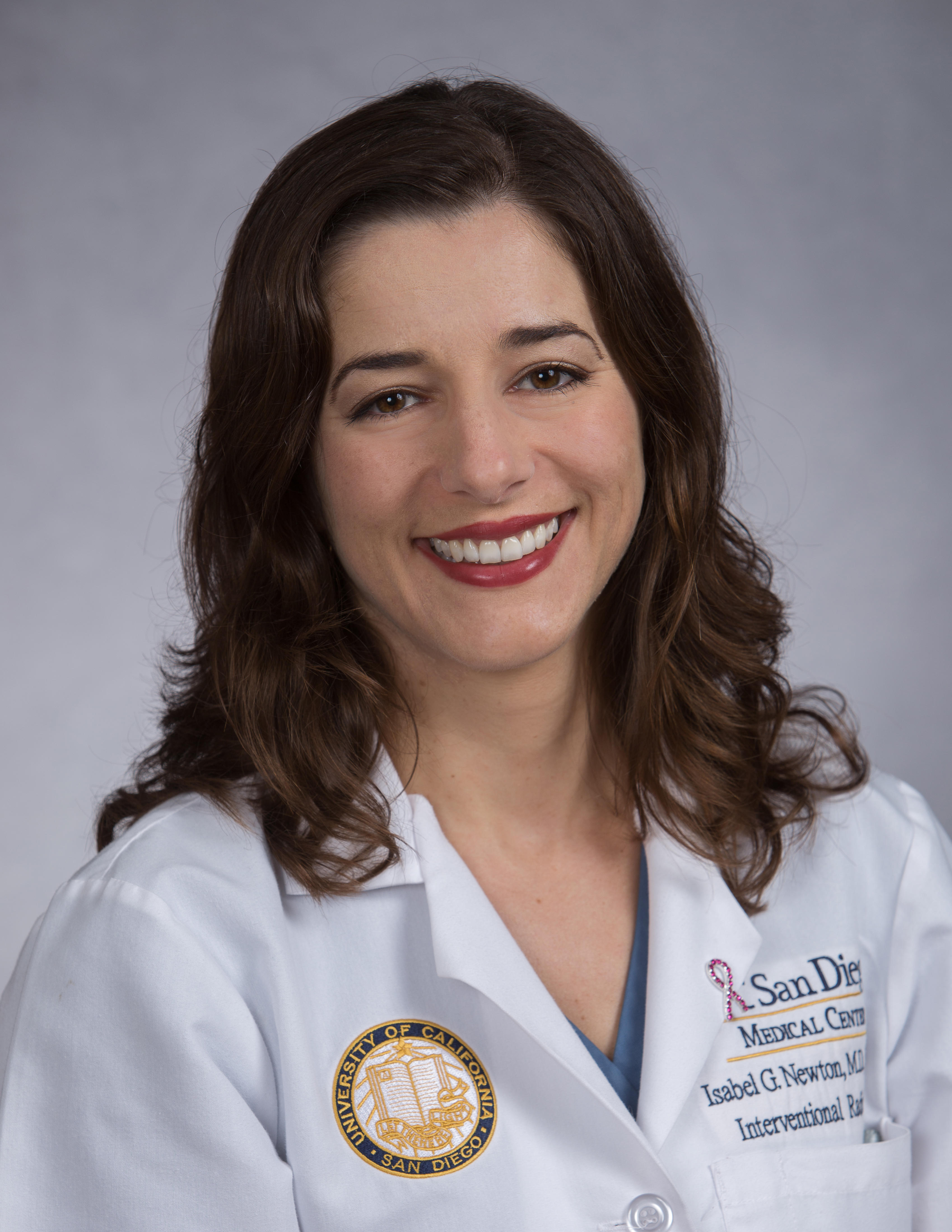 Image For Dr. Isabel G. Newton MD, PHD