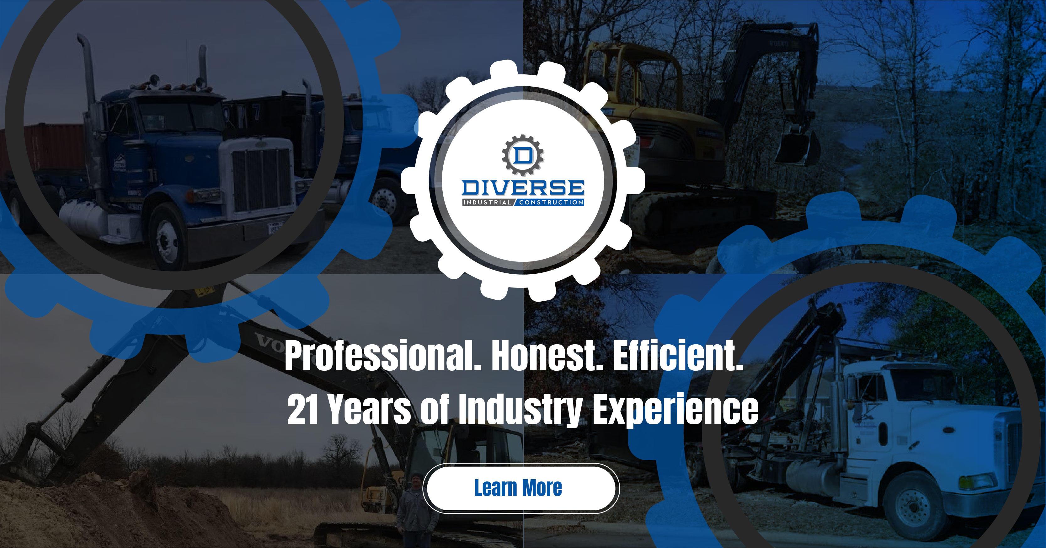 Diverse Construction image 1