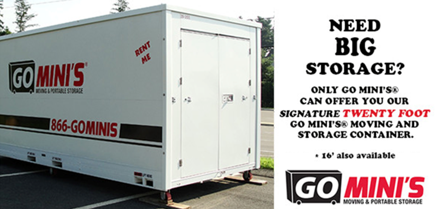 Go Mini's Moving & Portable Storage image 56
