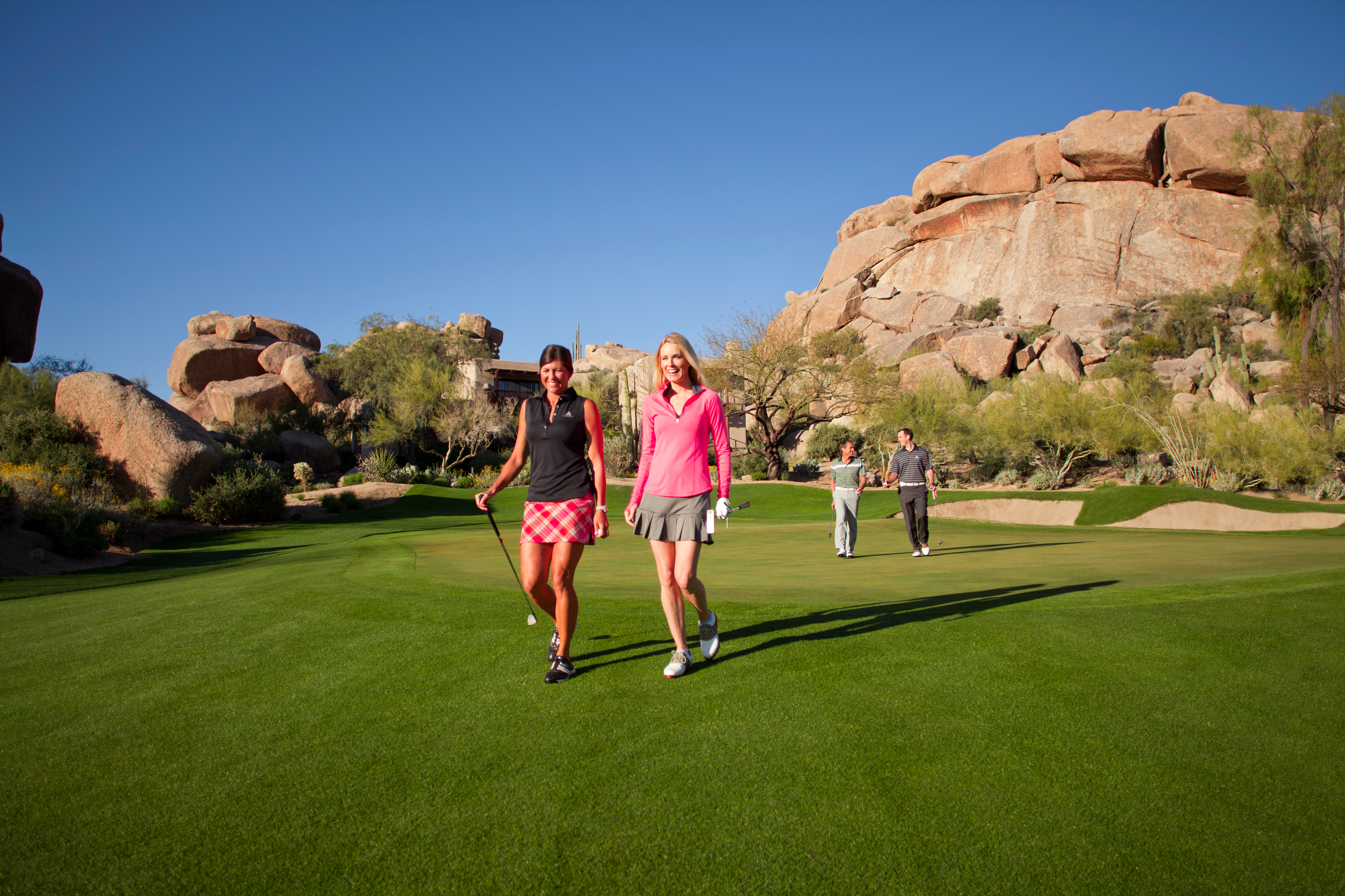 Hotel in AZ Carefree 85377 Boulders Resort & Spa, Curio Collection by Hilton 34631 N Tom Darlington Drive  (480)488-9009