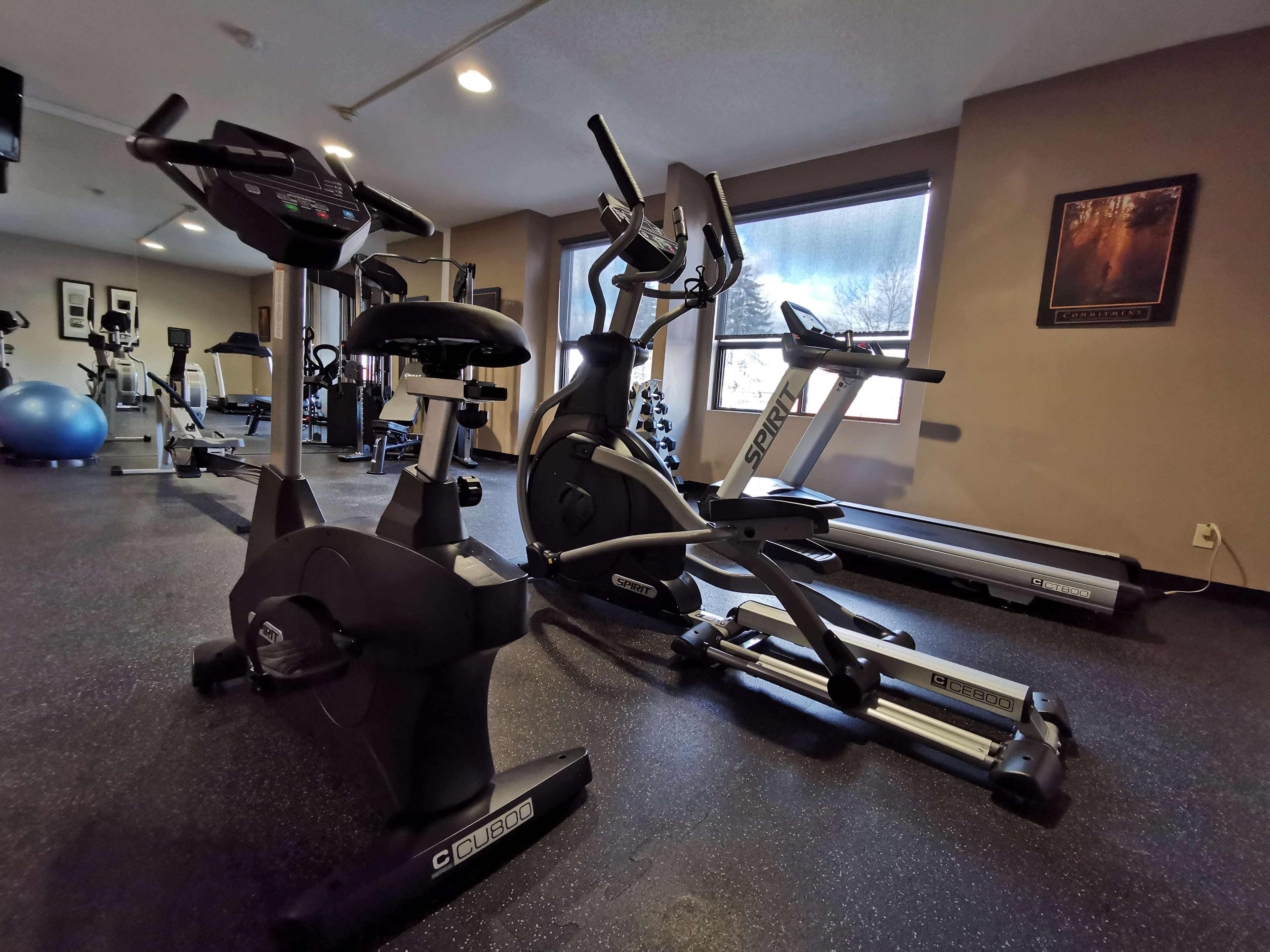 Best Western Plus Rose City Suites in Welland: Fitness Room