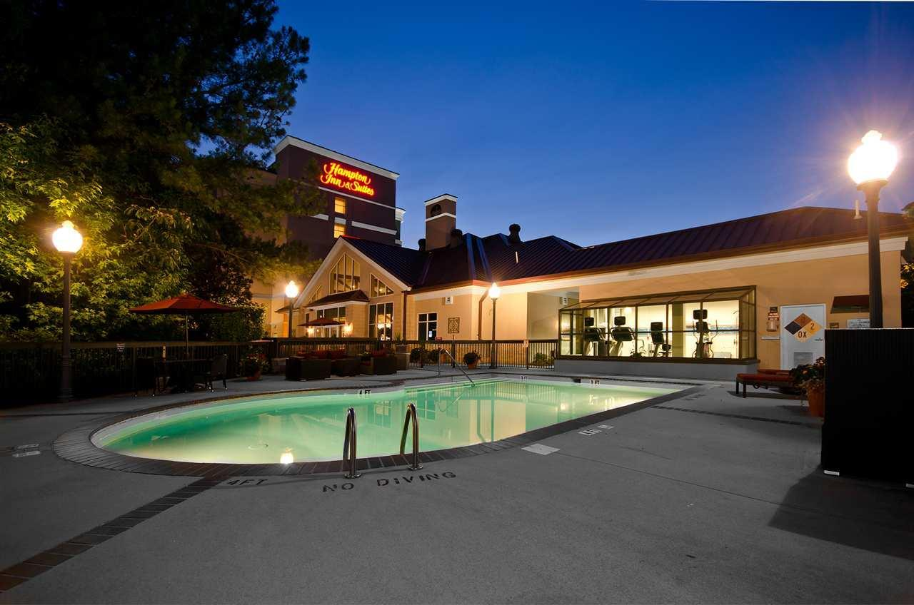 Hampton Inn & Suites Raleigh/Cary I-40 (PNC Arena) image 10