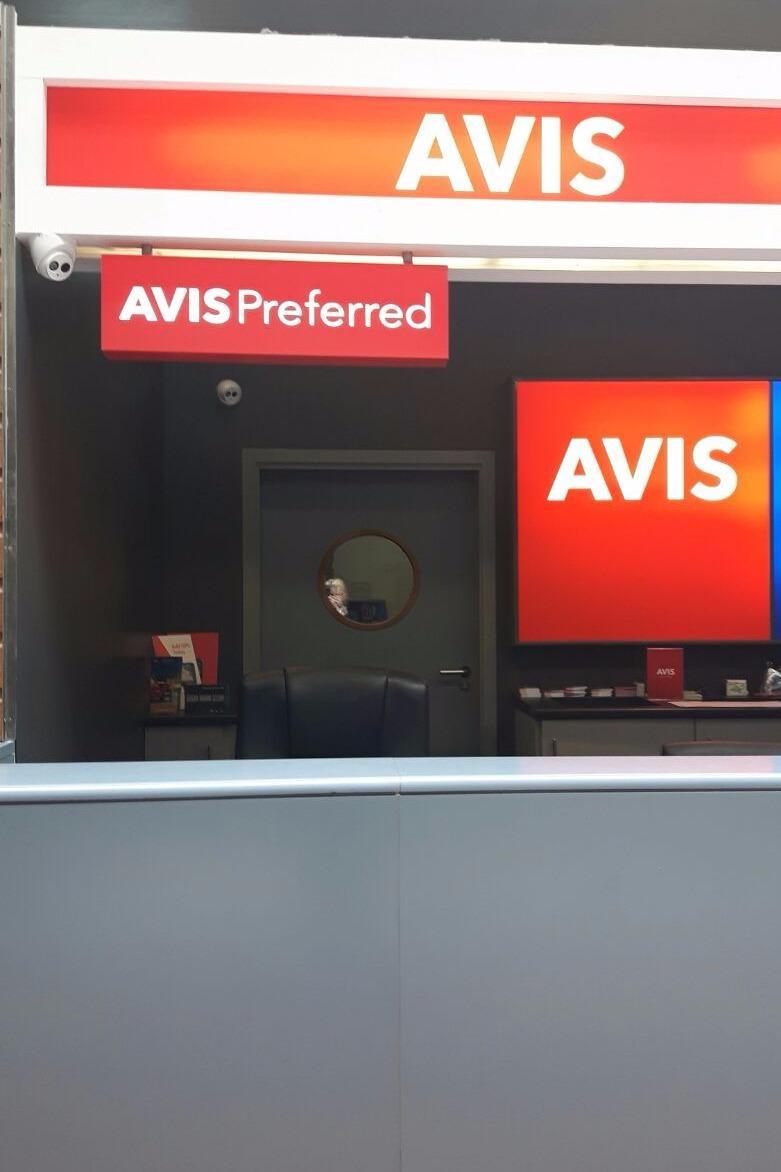 Avis Car Rental Shannon Airport