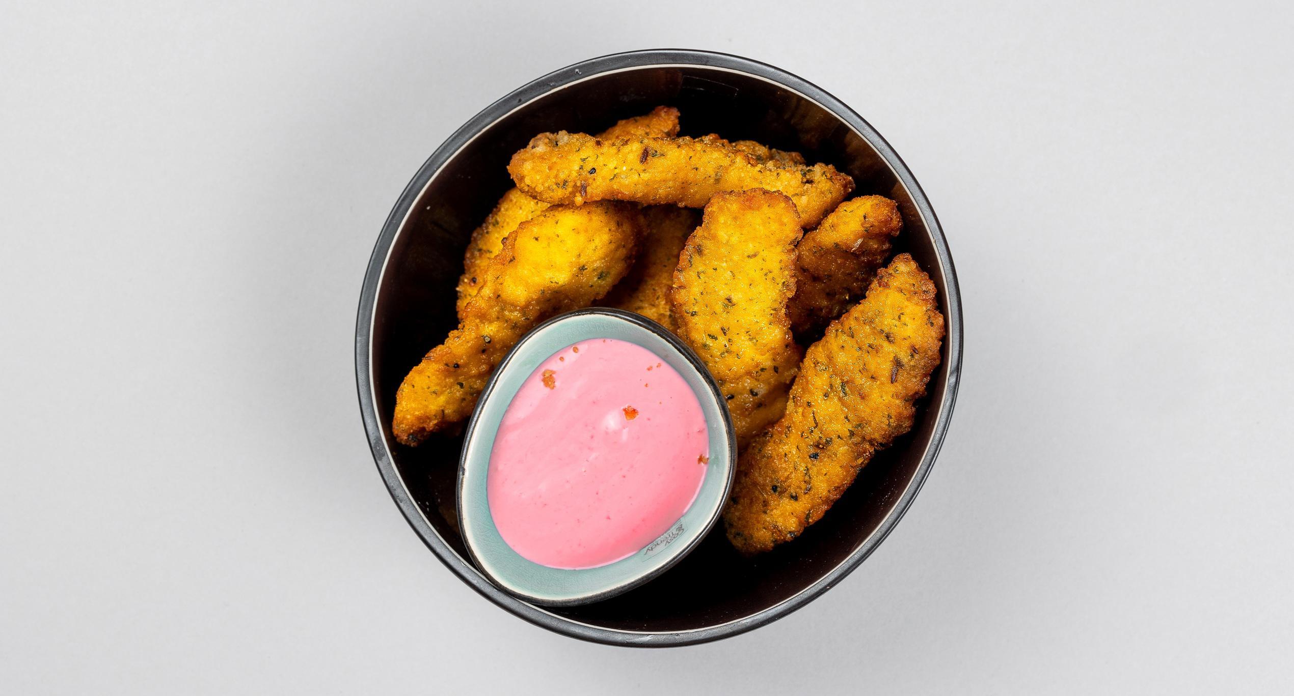 Chicken Fingers - 6 Stück