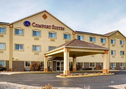 Hotel in NE Omaha 68134 Comfort Suites 10503 Bedford Avenue  (531)203-2944