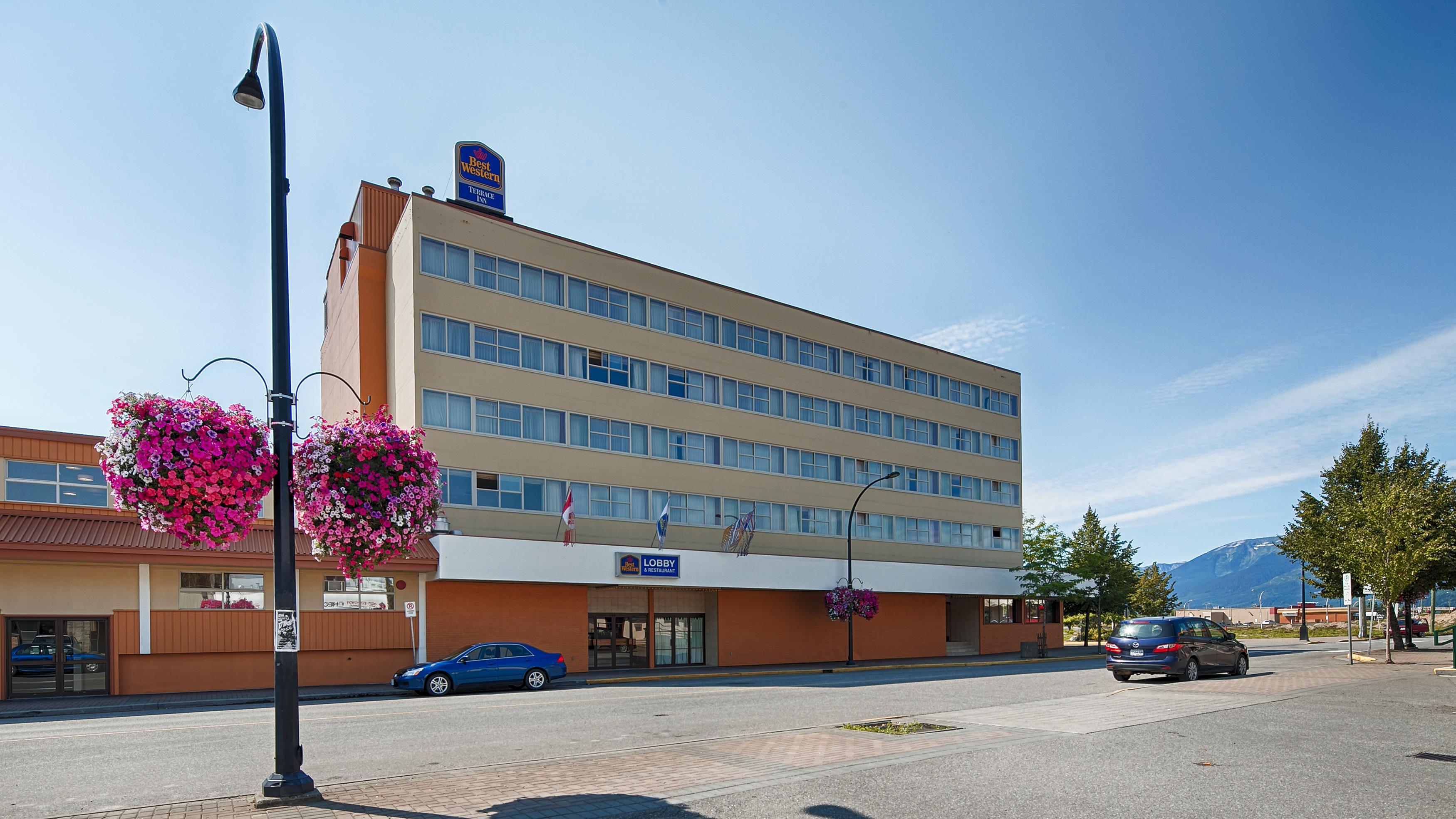 Best Western Terrace Inn in Terrace: Exterior