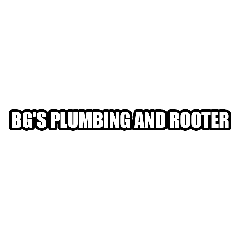 B G's Plumbing and Rooter