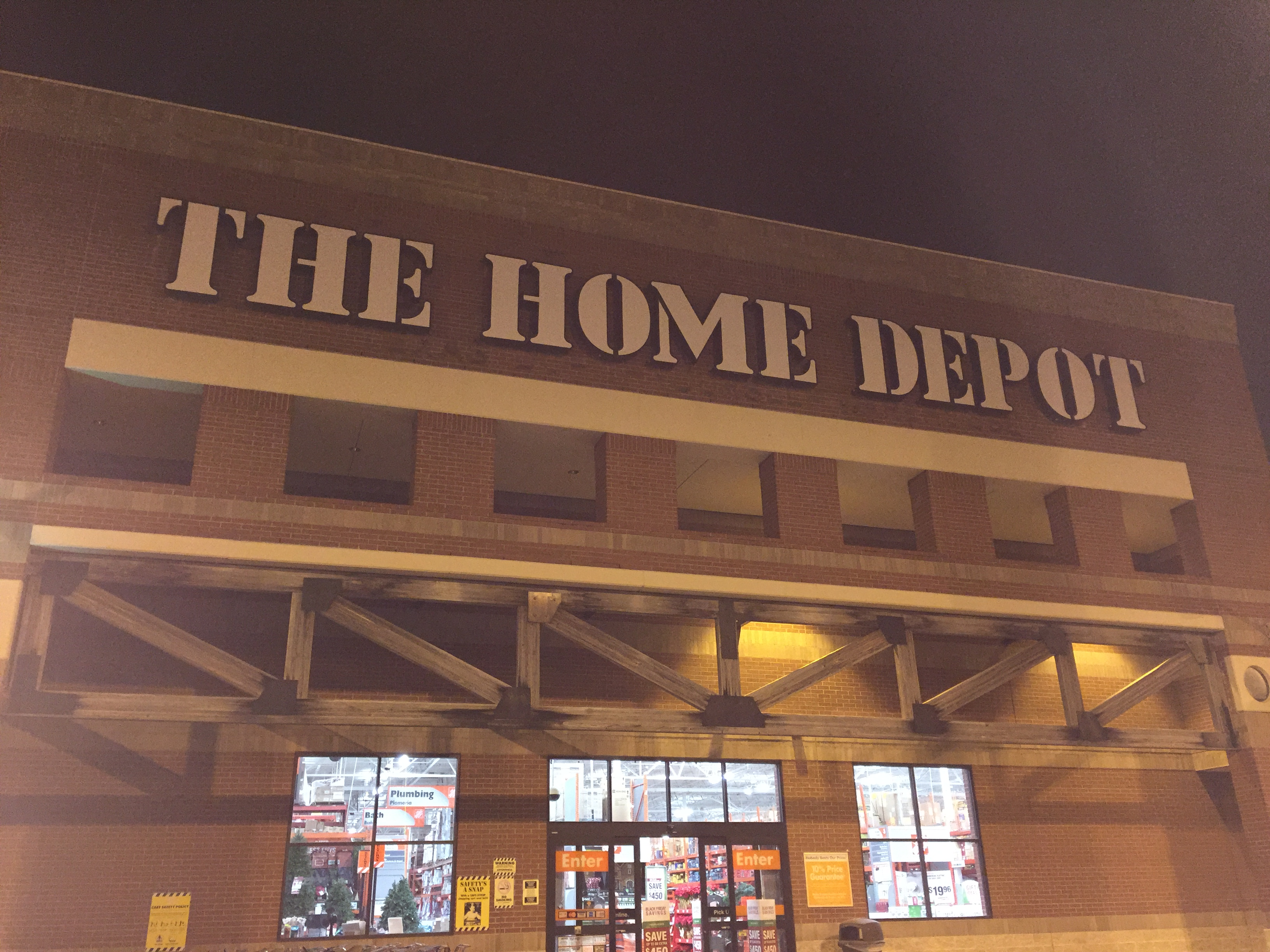 The Home Depot 15505 Sw Freeway Sugar Land Tx Construction