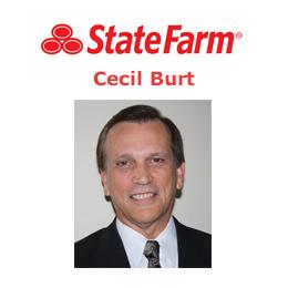 Cecil Burt - State Farm Insurance Agent