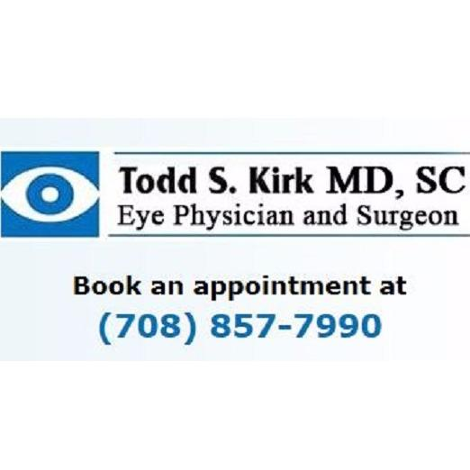 Todd S. Kirk, MD- Eye Doctor image 0