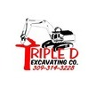 Triple D Excavating Co. Logo