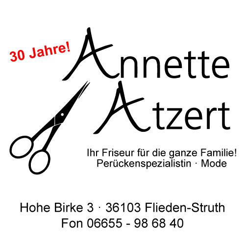 Logo von Friseursalon Annette Atzert