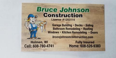 Bruce Johnson Construction image 0