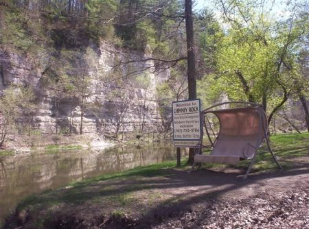 Chimney Rock Canoe Rental & Campground image 5