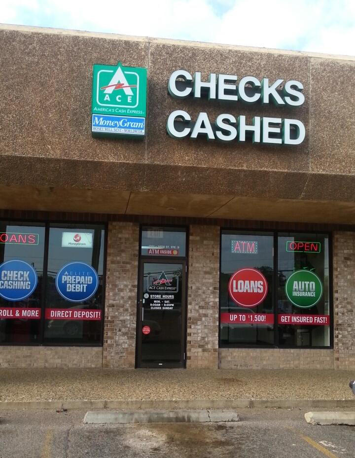 Payday loan lubbock