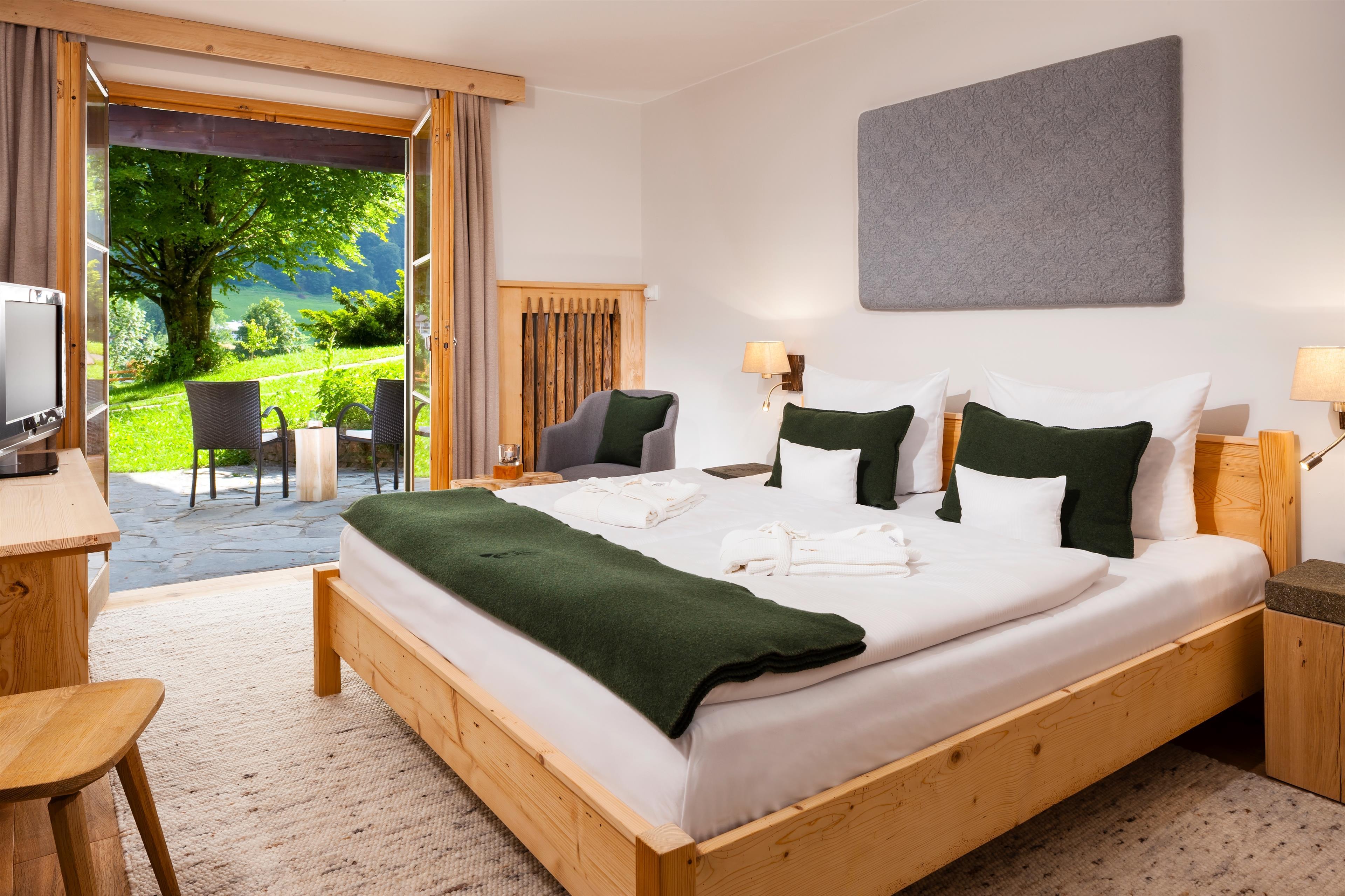 Best western plus berghotel rehlegg hotels hotels for Berghotel design