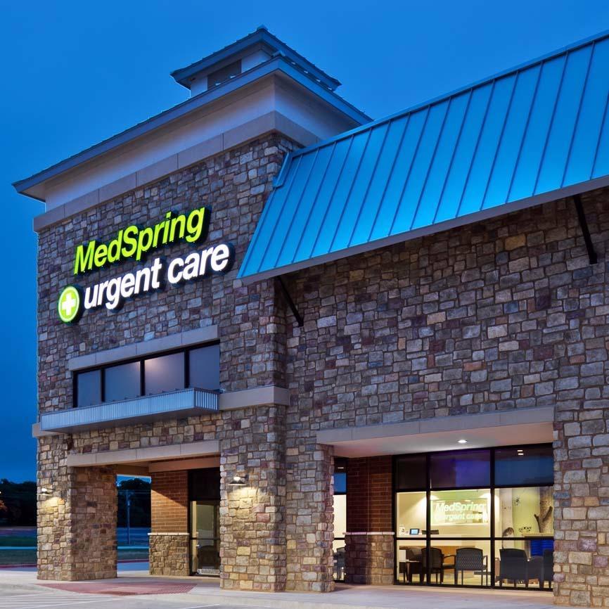 MedSpring Urgent Care - Lantana image 0