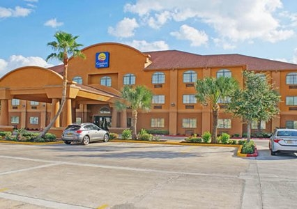 Hotel in TX Edinburg 78539 Comfort Inn 4001 Closner Business 281 (956)318-1117