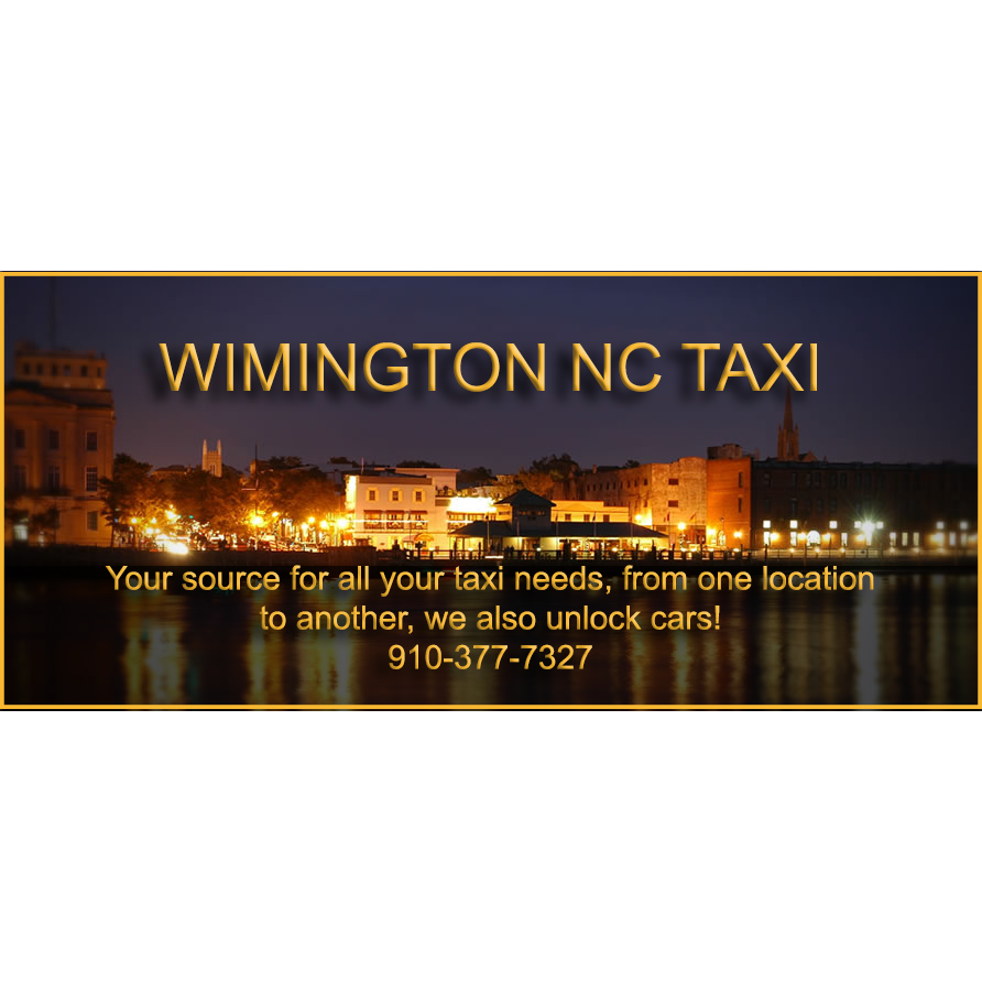 image of Wilmington NC Taxi