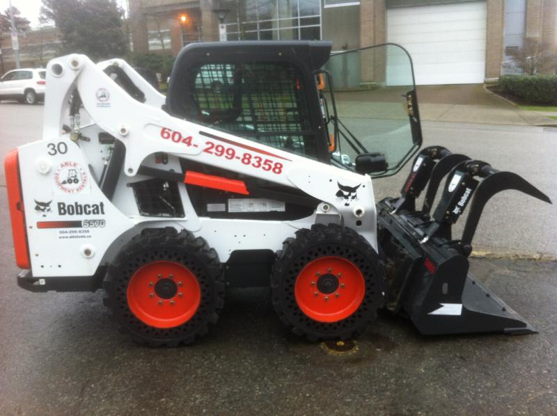 Able Equipment Rentals in Burnaby