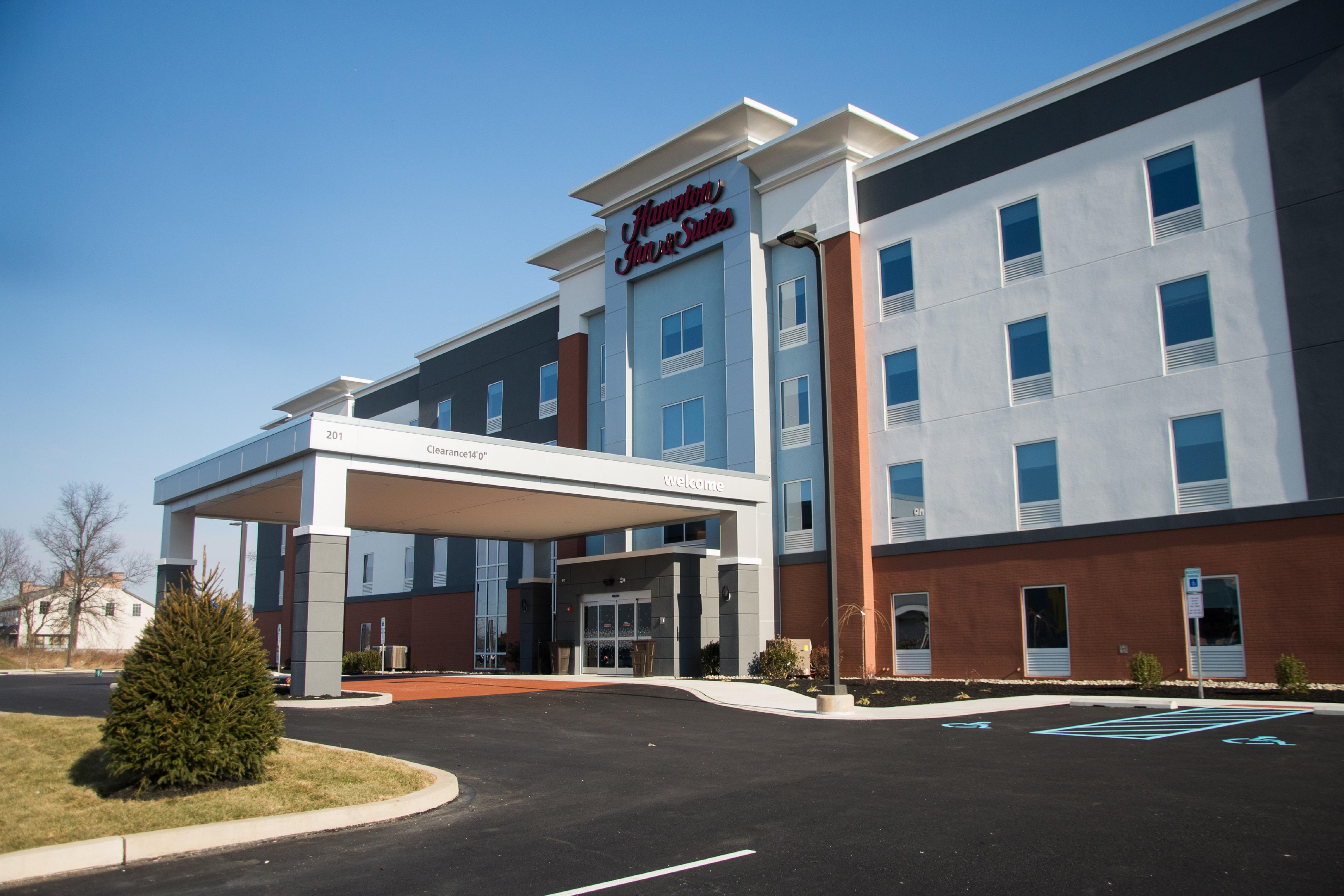 Hampton Inn & Suites Warrington