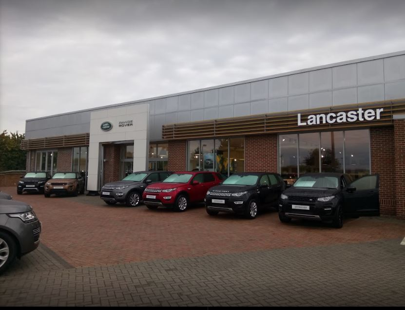 Lancaster Land Rover, Tonbridge - Car Dealers (new & Used) in ...