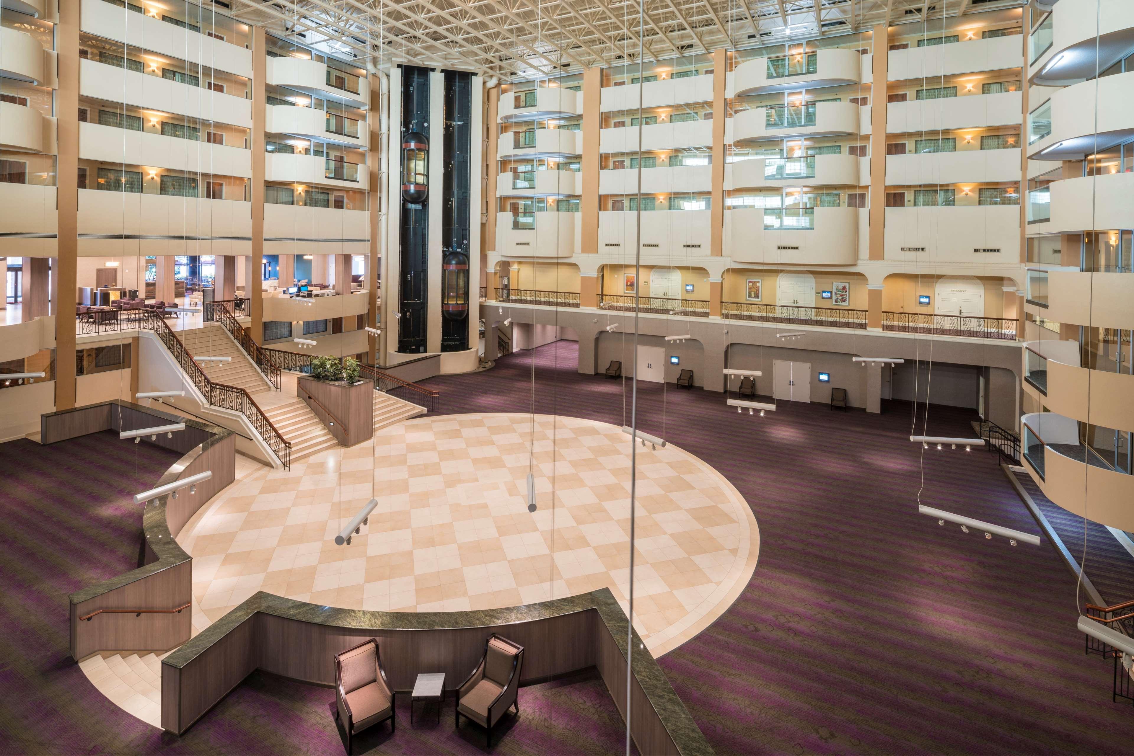 Hilton Washington DC/Rockville Hotel & Executive Meeting Ctr image 10