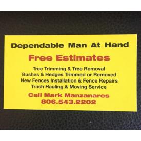 Dependable Man at Hand