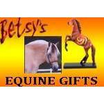 Betsy's Equine Gifts  and  Painted Ponies
