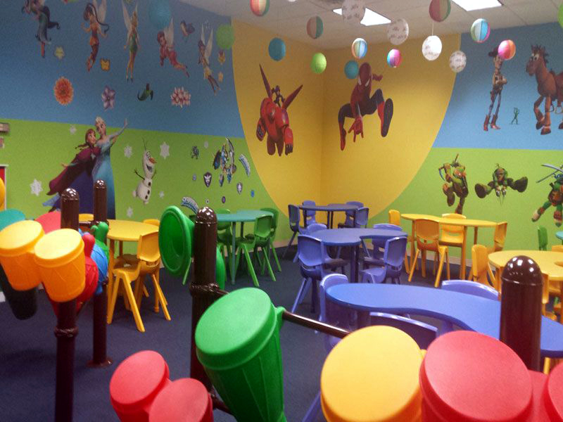 FunVille Playground and Cafe Chesapeake