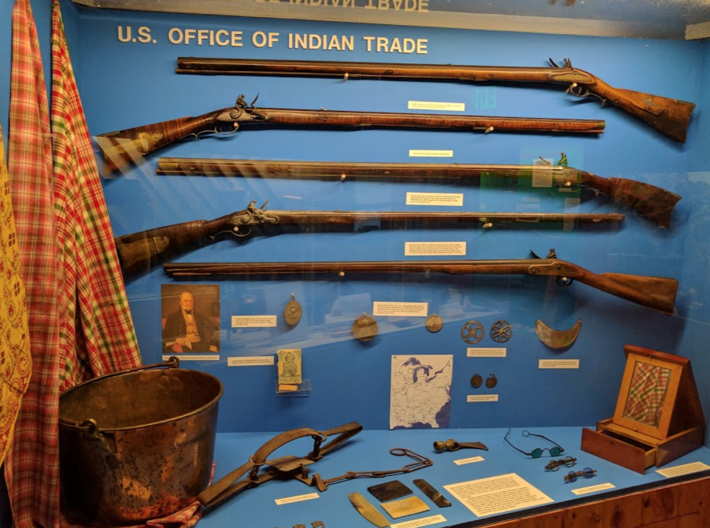 Museum of the Fur Trade image 8