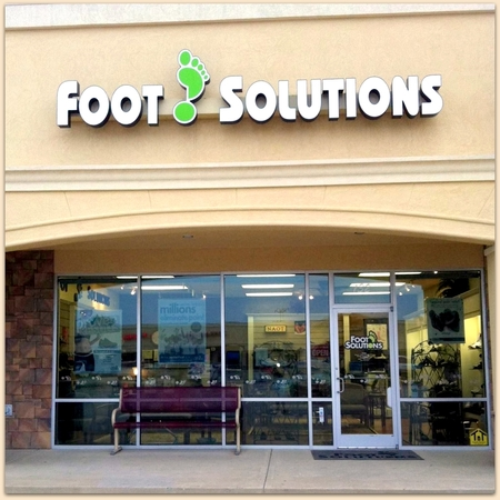 Foot Solutions Tulsa - Our Storefront! Come see us :-)