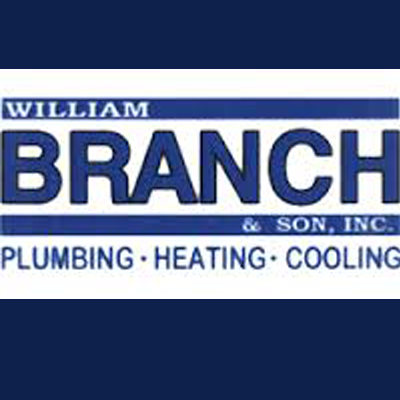 William Branch & Son, Inc. Plumbing, Heating & Cooling