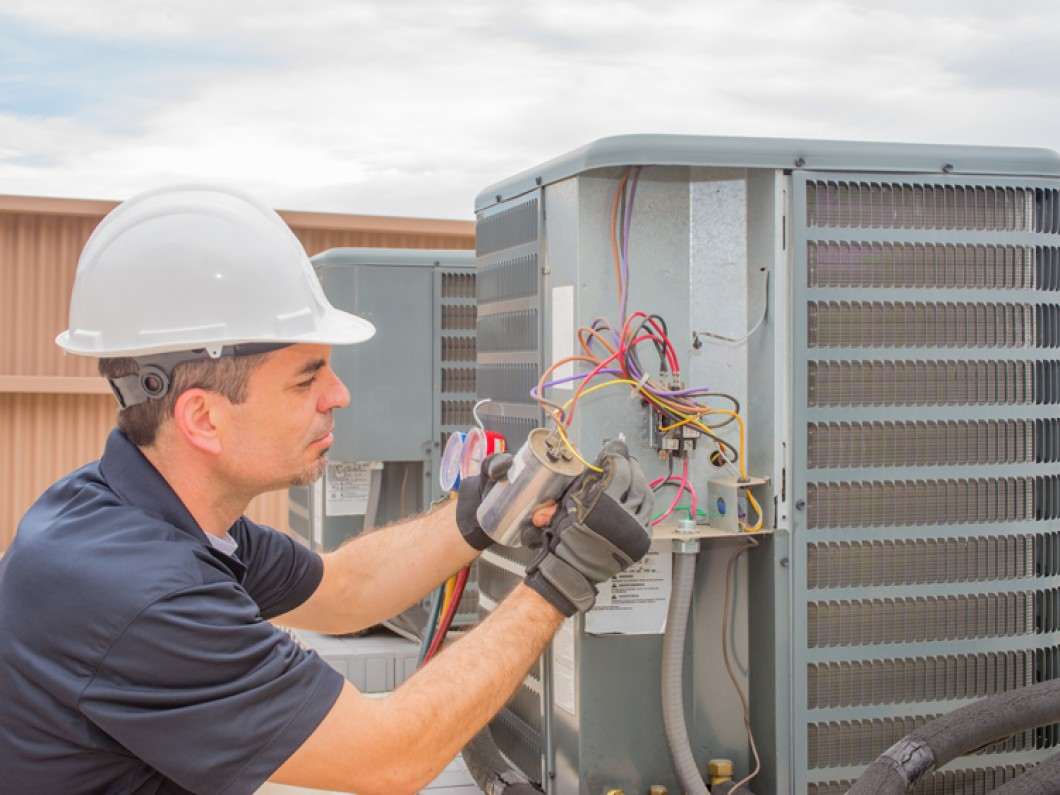 R&J Electrical, Heating and Air Conditioning Inc image 1