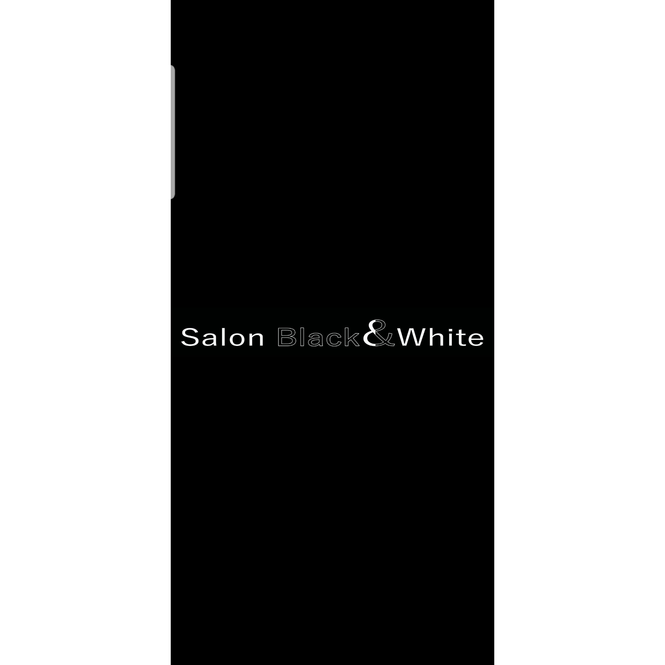 Logo von Salon Black & White