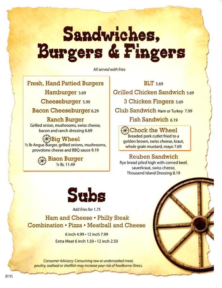 Wagon Wheel Bar & Grill image 5