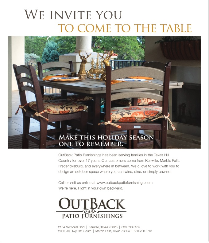 OutBack Patio Furnishings - Marble Falls image 5